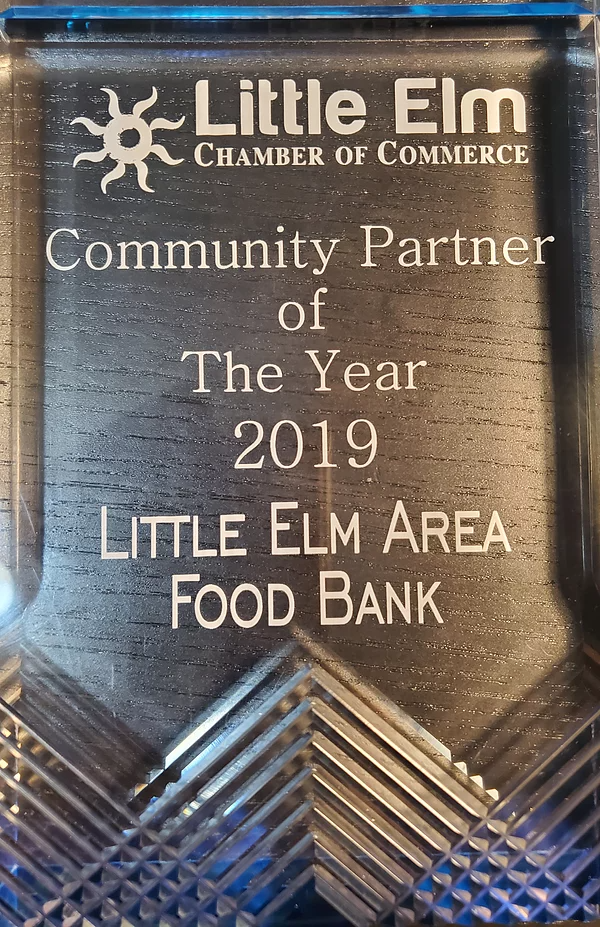 Community Partner of the Year 2019